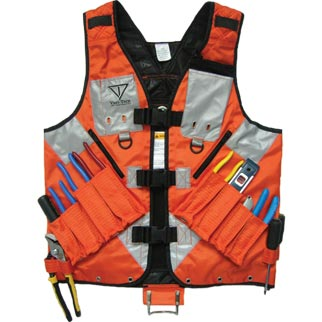 Vest-Tech's signature personal tool management system - Version 2 Orange