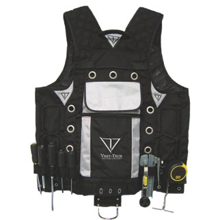 Vest-Tech's signature personal tool management system - Version 2